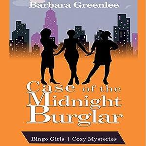 Case of the Midnight Burglar Audiobook
