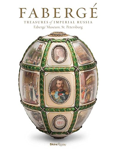 Faberge: Treasures of Imperial Russia: Faberge Museum, St. Petersburg