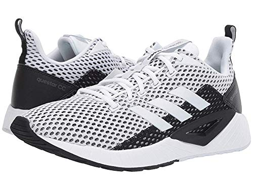adidas Running Men's Questar Climacool Footwear White/Footwear White/Core Black 8.5 D US