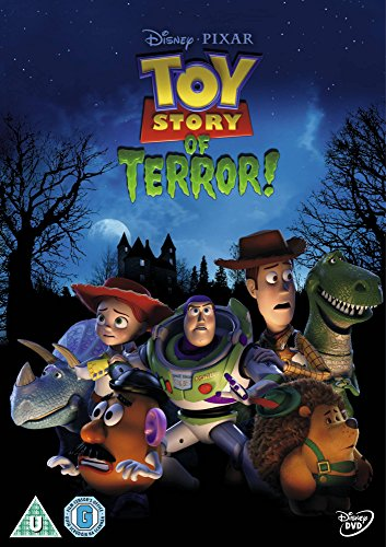 Toy Story of Terror [DVD] for $<!--$5.74-->