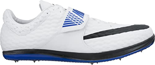 7092784209d2e Nike HIGH Jump Elite Men Size 9.5 806561-100 Track and Field Cleats ...