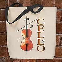Cello - Musician's Tote Bag