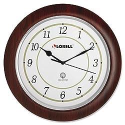LLR60986 - Lorell Radio Control Wall Clock