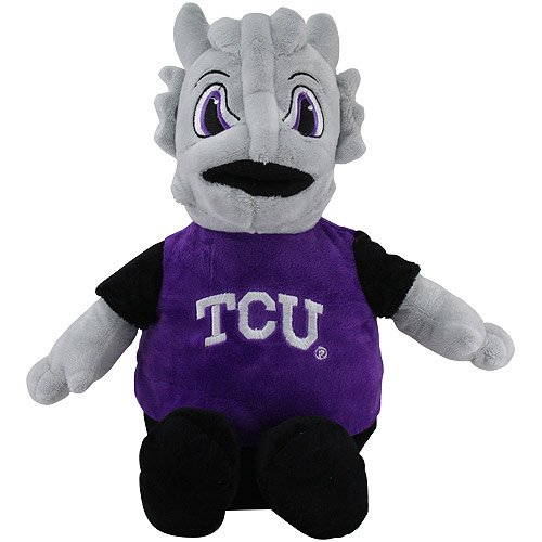 (Fabrique Innovations NCAA Texas Christian Horned Frogs Reverse-A-Pal Toy)