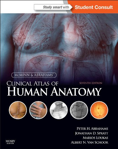 McMinn and Abrahams' Clinical Atlas of Human Anatomy: with STUDENT CONSULT Online Access (Mcminn's Color Atlas of Human Anatomy) Pdf