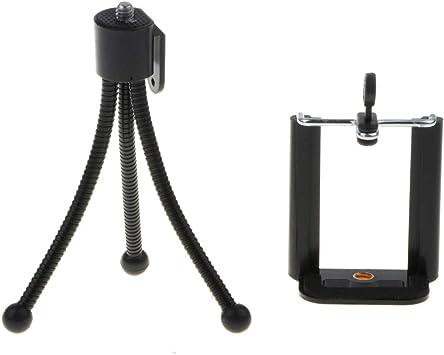 KESOTO - Mini trípode Flexible para Smartphone y cámara: Amazon.es: Electrónica