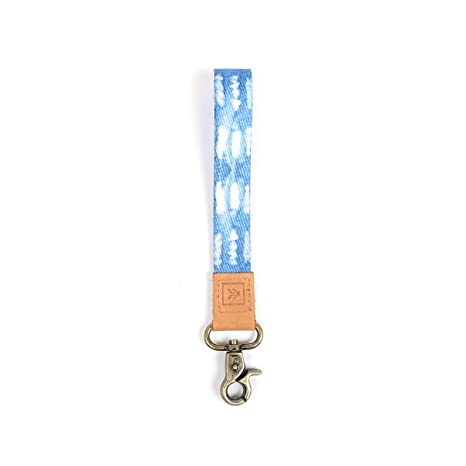 Thread Wallets - Cool Wrist Lanyards - Key Chain Holder (Wash)