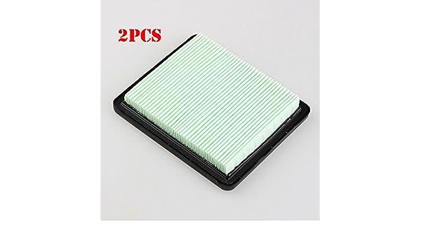 2pcs filtro de aire para Honda GCV135 GC160 GCV160 GCV190 GX100 ...