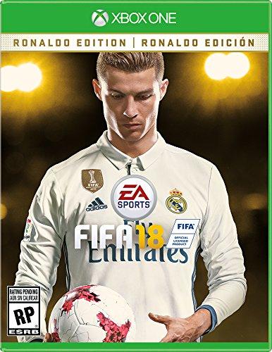 Picture of a FIFA 18 Ronaldo Edition 14633737486