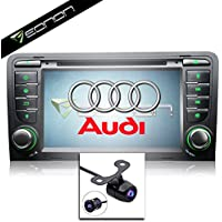 Eonon GA6157F for Audi A3 *with Backup Camera* - LATEST UPDATE Android 5.1.1 Lollipop QUAD CORE - 7 Touch Screen DVD Player GPS Navigation
