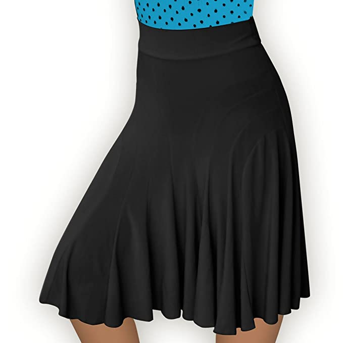 Rockabilly Men's Clothing Aris Allen Black Deco Accents Skirt $39.95 AT vintagedancer.com