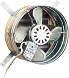 Broan 35316 Gable Mount 120-Volt Powered Attic Ventilator