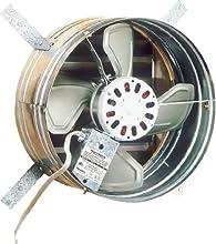 Broan 35316 Gable Mount 120-Volt Powered Attic Ventilator, 1600 CFM