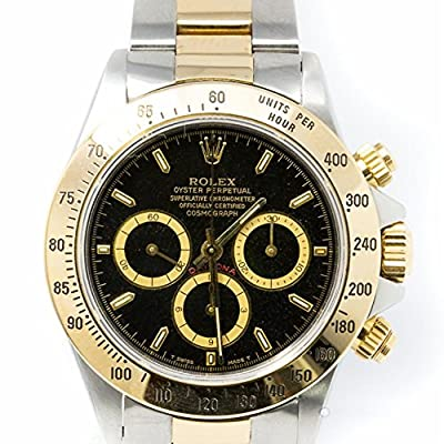 Rolex Daytona swiss-automatic mens Watch 16523 (Certified Pre-owned)