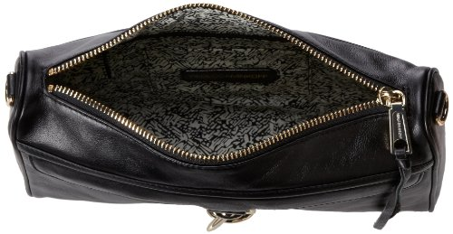 Rebecca Minkoff MAC Convertible Cross-Body Bag, Black,One Size
