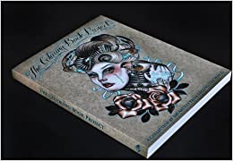 The Coloring Book Project: A Collection By 100 Artists From Around ...