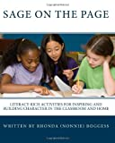 Sage on the Page, Rhonda Nonnie Boggess, 1442115815