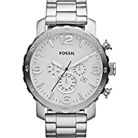 Fossil Nate Steel Watch