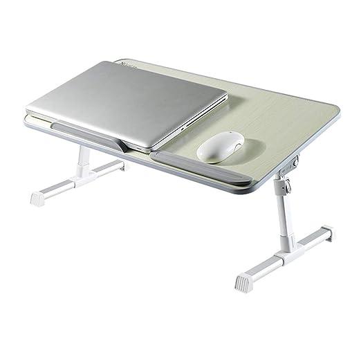XEWNEG-Mesa Plegable Escritorio del Ordenador portátil, mesas de ...