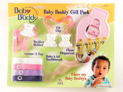 - Baby Buddy Gift Pack, Pink