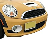 7 8 tow hook - Trunknets Inc Bumper Tow Hook License Plate Mount Bracket for Mini Cooper 2002 03 04 05 06 07 08 09 10 11 12 13 2014