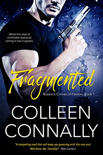 Fragmented: A Serial Killer Thriller (Boston
