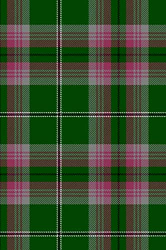 - Clan Gray Tartan Journal/Notebook