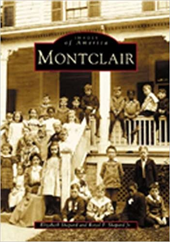 Book Montclair (Images of America: New Jersey)