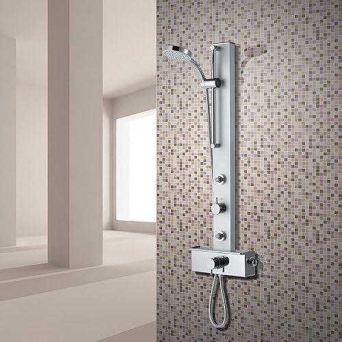 Hydra Columna de ducha termostático: Amazon.es: Hogar