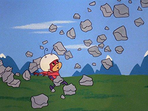 Rock-A-Bye Boo-Boo (Bavarian Eggs)