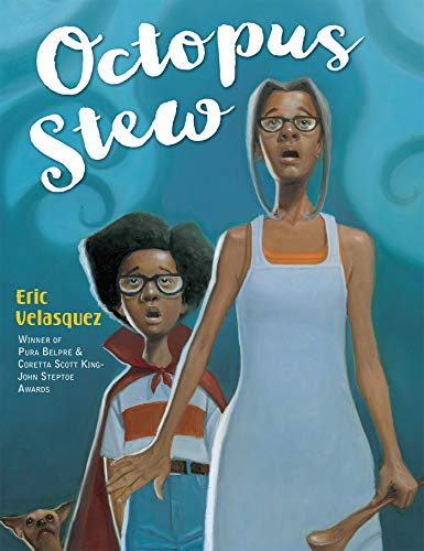 Book Cover: Octopus Stew