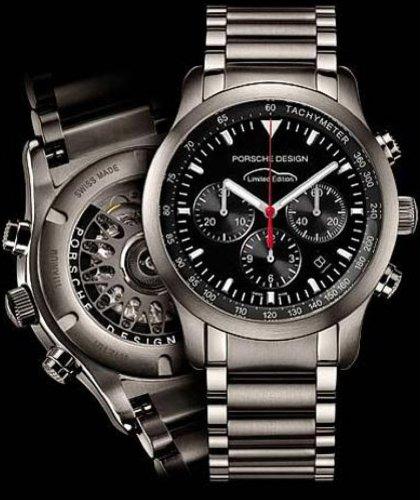 20c48ea38 Porsche Design PTC 911 Limited Edition Mens Wristwatch Model  6612.11.42.024: Amazon.ca: Watches