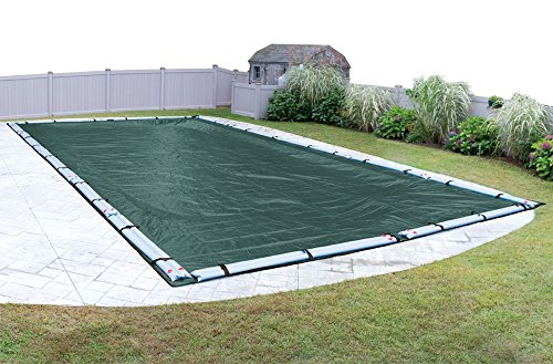 Robelle 391840R Supreme Plus Winter Pool Cover For In Ground Swimming Pools  18 X 40 Ft  In Ground Pool