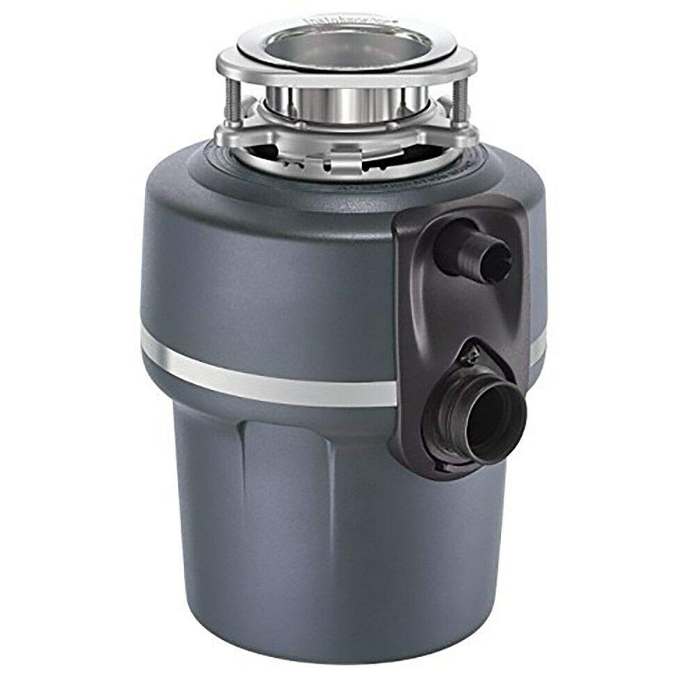 Evolution Essential XTR Garbage Disposal w/ Cord & Sink Top Switch with Ebook