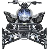 Motoworks EZ-FIT TT/Short Track Bumper - Black 80-4012