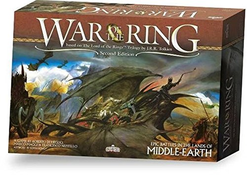 War of The Ring 2nd Edition by Ares Games