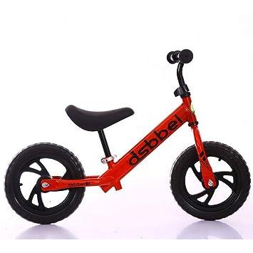 ZXDBK Bici Sin Pedales Niño, 2 3 4 5 6 Años Niños Niñas Bicicleta ...