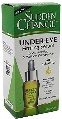 Sudden Change Under-Eye Firming Serum 0.23 oz (Pack of 9)