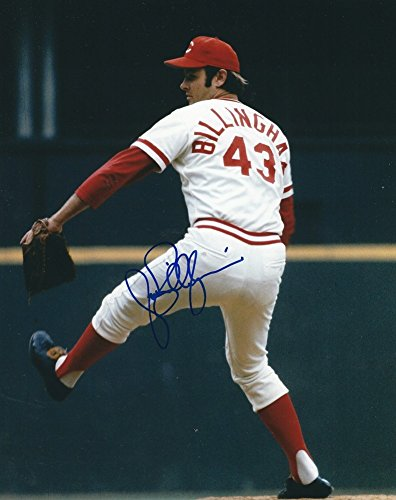 am 8x10 Photo Cincinnati Reds - Certified Autograph (Billingham Photo)
