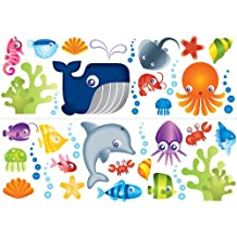 Fun4Walls SA30170 Under the Sea Decals