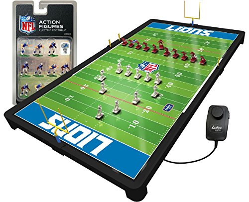 Detroit Lions NFL Deluxe Electric Football Game