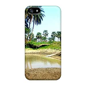 New Nice Village Tpu Skin Case Compatible With Iphone 5/5s