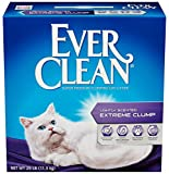 Ever Clean Extreme Clump, Clumping Cat Litter, Scented, 25 Pounds