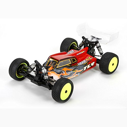 - Losi Team Racing 22-4 2.0 Race kit: 1/10 4WD Buggy