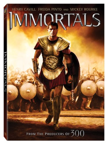 Immortals (Titan Bailey)