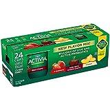 Expect More Activia Probiotic Lowfat Yogurt, Variety Pack (24 ct.)