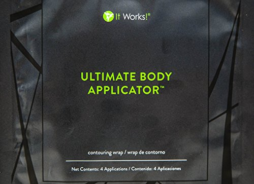 It Works Ultimate Body Applicator - 4 Wraps by It Works (Image #1)