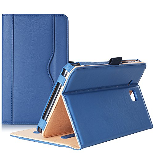 ProCase Samsung Galaxy Tab A 7.0 Case - Stand Folio Case Cover for Galaxy Tab A 7.0 SM-T280 SM-T285 Tablet, with Multiple Viewing Angles, Document Card Pocket (Navy Blue)