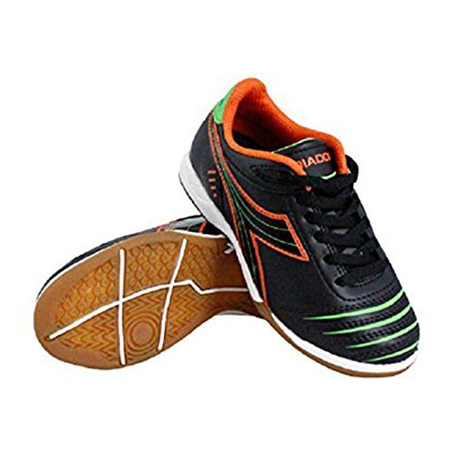 1e2aea8bf Diadora Kids  Cattura ID Jr Indoor Soccer Shoes (2.5 Little Kid M ...