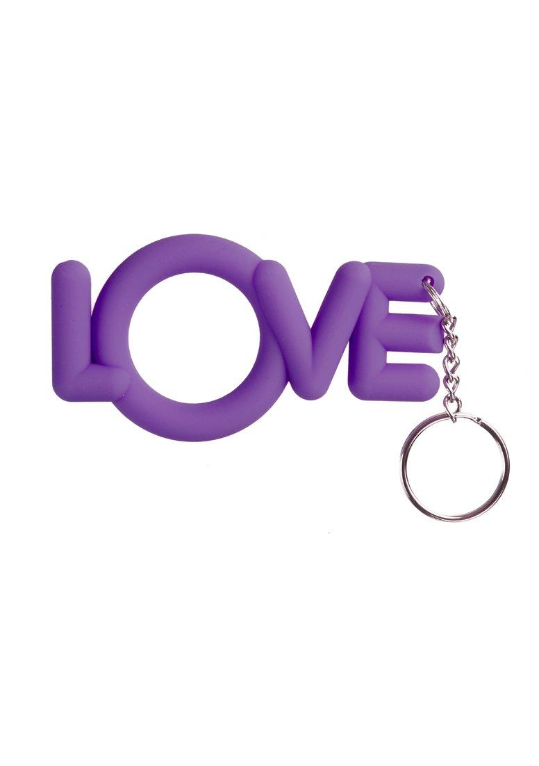 Amazon.com: Cock ring Keyring LOVE Purple: Health & Personal ...